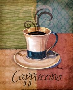 Quattro Coffee I-mini by Paul Brent. #cappucino