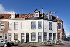 Bovenwoning Oostvest 26 rood, Haarlem