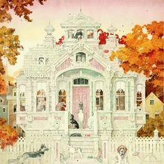 Dog house - Daniel Merriam