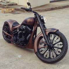 Custom DGD Harley-Davidson #harleydavidsonchopperscustombobber #harleydavidsonmotorcycles