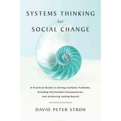 A strong message throughout this book is the idea that we are the ones who unintentionally perpetuate the very systems we wish to change.