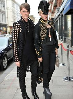 Daphne Guinness - Style Icon: Daphne Guinness and Gareth Pugh