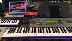 Brian-Nagel.com | Setting Up a Keyboard Rig for Worship
