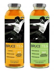 Package story: East Meets West in Bruce Lee Tea challenge | Package Design