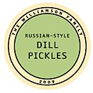 Inspiration: Canning Labels