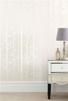 Buy Natural Trees Wallpaper from the Next UK online shop