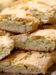 Cantuccini - The Effective Pictures We Offer You About Keto Snacks list A quality p Biscotti, Crunches, Eating Plans, Keto Snacks, Food Items, Fruits And Veggies, Smoothie Recipes, Fruit Smoothies, Meal Planning