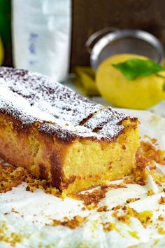 Portuguese Sweet Bread, Portuguese Desserts, Portuguese Recipes, Other Recipes, Sweet Recipes, Cake Recipes, Food T, Food And Drink, Yummy Food