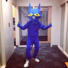 I recently made a Pete the Cat costume for a storybook character parade. It was a big hit with the students and it was a lot of fun to make. Pete The Cat Costume, Cat Costume Kids, Boy Costumes, Halloween Costumes For Kids, Halloween Ideas, Costume Ideas, Halloween Spirit Store, Halloween Scarecrow, Halloween Parade