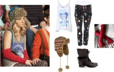 Get The Look of Glees Brittany S. Pierce!