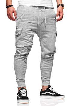 Sport Treiben, Mens Jogger Pants, Streetwear, Slim Fit, Parachute Pants, Fitness, Sweatpants, Fashion Outfits, Clothes