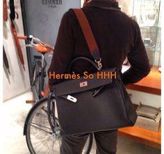 - Hermes Handbags - Ideas of Hermes Handbags - - Hermes Men, Hermes Bags, Hermes Handbags, Satchel Handbags, Purses And Handbags, Hermes Store, Male Fashion Trends, Mens Fashion, Fashion Styles