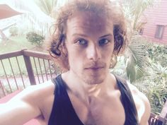 "'Outlander's' Sam Heughan Tweets 20 Questions - You asked, and he answered. Last week our King Of Men Sam Heughan (Jamie Fraser) saved us from post-OutlanderOfferings withdrawal with a bit of Q&A  and a ""woke up this way"" pic. (B…"
