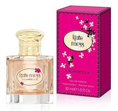 Kate Moss perfume LilaBelle