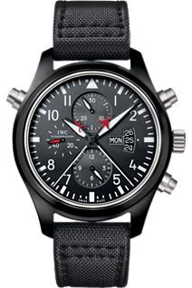 IWC Pilot's Watch Double Chronograph Edition Top Gun