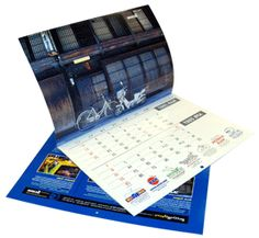 Use custom calendar printing to promote your brand. Give away some of these to your employees to hang in their houses or to your loyal customers.