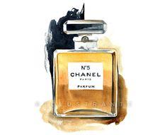 Fashion Art Illustration Chanel Perfume Bottles 26 Ideas For 2019 Coco Chanel Mademoiselle, Coco Chanel Parfum, Valentino Parfum, Art Chanel, Chanel No 5, Fashion Collage, Fashion Art, Chanel Decoration, Bathroom Art