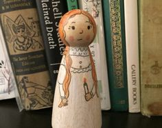 Anne Shirley by WillowAdelaide on Etsy