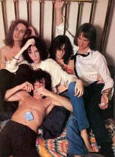 Patti Smith and the Patti Smith Group