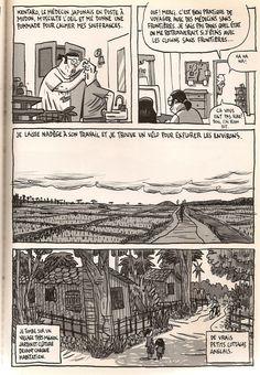 Guy Delisle - Chroniques Birmanes.