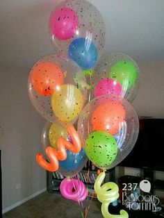 Quinceanera Party Planning – 5 Secrets For Having The Best Mexican Birthday Party Tulle Balloons, Latex Balloons, Confetti Balloons, Deco Ballon, 13th Birthday Parties, 16th Birthday, Mexican Birthday, Troll Party, Quinceanera Party