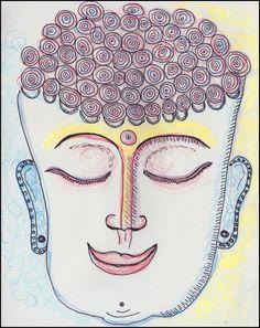 #Budha  http://lisdisanto.tumblr.com/