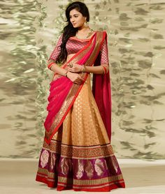 Buy Online Exclusive Designer #LehengaCholi.. PAY Online and Get More Discount.... Shop Now:- http://www.shoppers99.com/all_sales/designer_lehenga_choli_collection