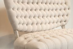Southern Events Party Rental Company, Tessa Tufted Loveseat-2