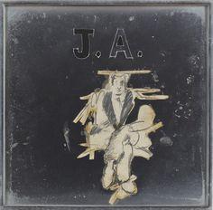 J.A. | Larry Rivers, J.A. (1970)