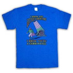 Breeders T Shirt Cannonball Kids Tee