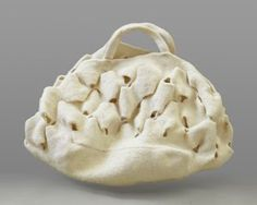 falling in love...felted bag
