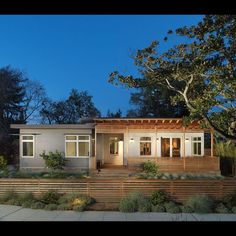 Modern Front Yard Designs | Front Yard Fences Design Ideas, Pictures, Remodel, and Decor