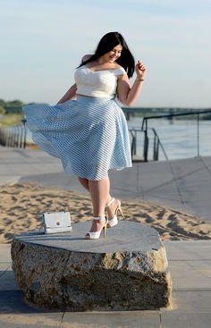 Ewa Zakrzewska, polish blogger #plussize #plussizefashion