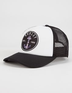 HURLEY Anchor Womens Trucker Hat