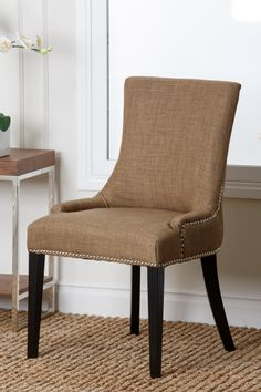 Accent Chairs On Pinterest Armchairs Fabric Chairs And Nailhead Trim