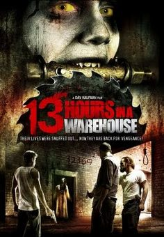 13 Hours in a Warehouse    - FULL MOVIE - Watch Free Full Movies Online: click and SUBSCRIBE Anton Pictures  FULL MOVIE LIST: www.YouTube.com/AntonPictures - George Anton -   Now FREE! After five guys pull off the perfect heist they end up in an abandoned warehouse waiting for their buyer to show up. But, it isn't the 13 hour wait that is upsetting; it's the strange numbers that keep appearing everywhere and the feeling like they are being watched. When they finally figur...