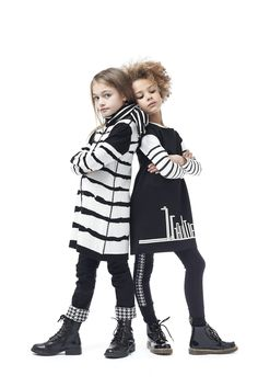 "Il Mondo di Ingrid: Junior Gaultier F/W12: a highly creative wardrobe for kids with ""couture"" taste"