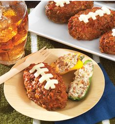 Party Plan Touchdown Tailgate Party - Fall - Content Staging More