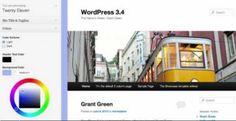 La version 3.4 de Wordpress est disponible
