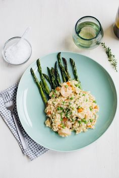 Risotto Primavera *not quick, just easy. good to make after I make french onion soup.