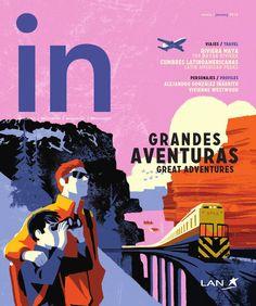 In Magazine Enero / January 2015
