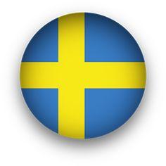 Draivia Kouluun Sweden Flag, Round Button, Languages, Flags, Clip Art, Animation, Peace, Map, Idioms