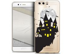 Coque Crystal Gel Huawei P10 Extra Fine Halloween - Castle Dream - 7,90 €