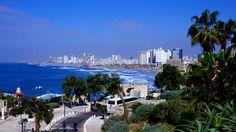 Cycling the Tel Aviv coast - Lonely Planet Travel Around The World, Around The Worlds, Visit Israel, Santa Monica Blvd, Bike Path, Underwater Life, Holy Land, Condos For Sale, Tel Aviv