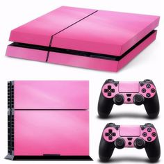 Pink Guava Skin - PS4 Protector