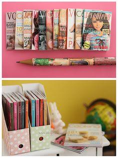 1:6 Magazines Tutorial
