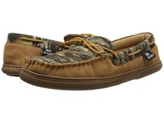8a1756022a81c M f western moccasin slippers tan mossy oak. Mens SlippersMossy OakBoat  ShoesMoccasinsCamoWesternsLoafersCamouflageNautical Boots