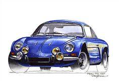 Alpine A110 1600S