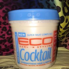 Image from @charmming  Featured: Eco Cocktail Creme