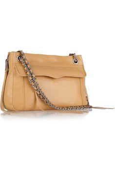 Rebecca Minkoff - Swing leather shoulder bag